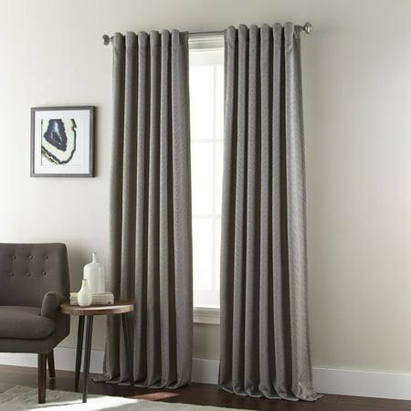 Nanshing Chevron Curtain Window Panel, 84