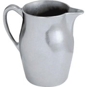"""7.125"""" Classic Hand Crafted Statesmetal Kitchen 60 Ounce Drinking Water Pitcher by CC Home Furnishings"""