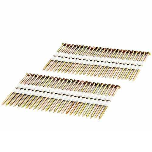 Freeman FR-113-238GRS 2-3/8 Inch 21 Degree Framing Nails, 2000 Count