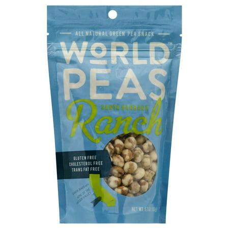 World Peas Green Peas Santa Barbara Ranch 5. 3 Ounce (Pack Of 6)