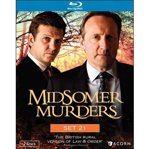 Midsomer Murders: Set 21 (Blu-ray) (Widescreen)