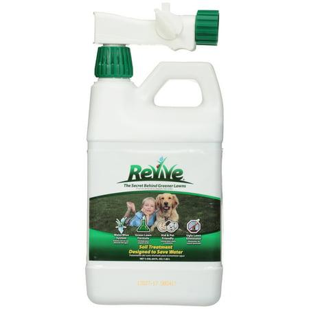 Revive Ready to Spray Organic Soil Treatment, 1/2