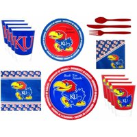 Kansas Jayhawks Party Supplies Pack #2