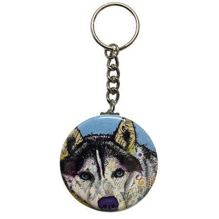 Simply Charming Keychain - Dean Russo Key Ring