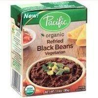 12 Pack : Pacific Natural Foods Organic Refried Pinto Beans Vegetarian -- 13.6 Oz : Dried... by