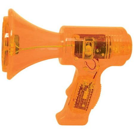 Voice Changer, Orange - Halloween Voice Changer