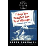 Things You Shouldn't Say Past Midnight (Paperback)