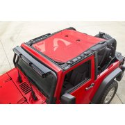 Rugged Ridge 13579.26 Summer Top For Jeep Wrangler (JK), Red