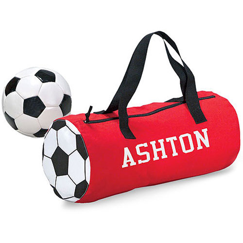 Personalized Sports Duffle Bag, Available in 4 Styles