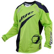 Dye Matrix C14 Paintball Jersey - Ace Lime/Navy - Large/X-Large
