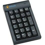 Goldtouch GTC-0077 USB Numeric Keypad Hub - 23 Keys - Black (Refurbished)