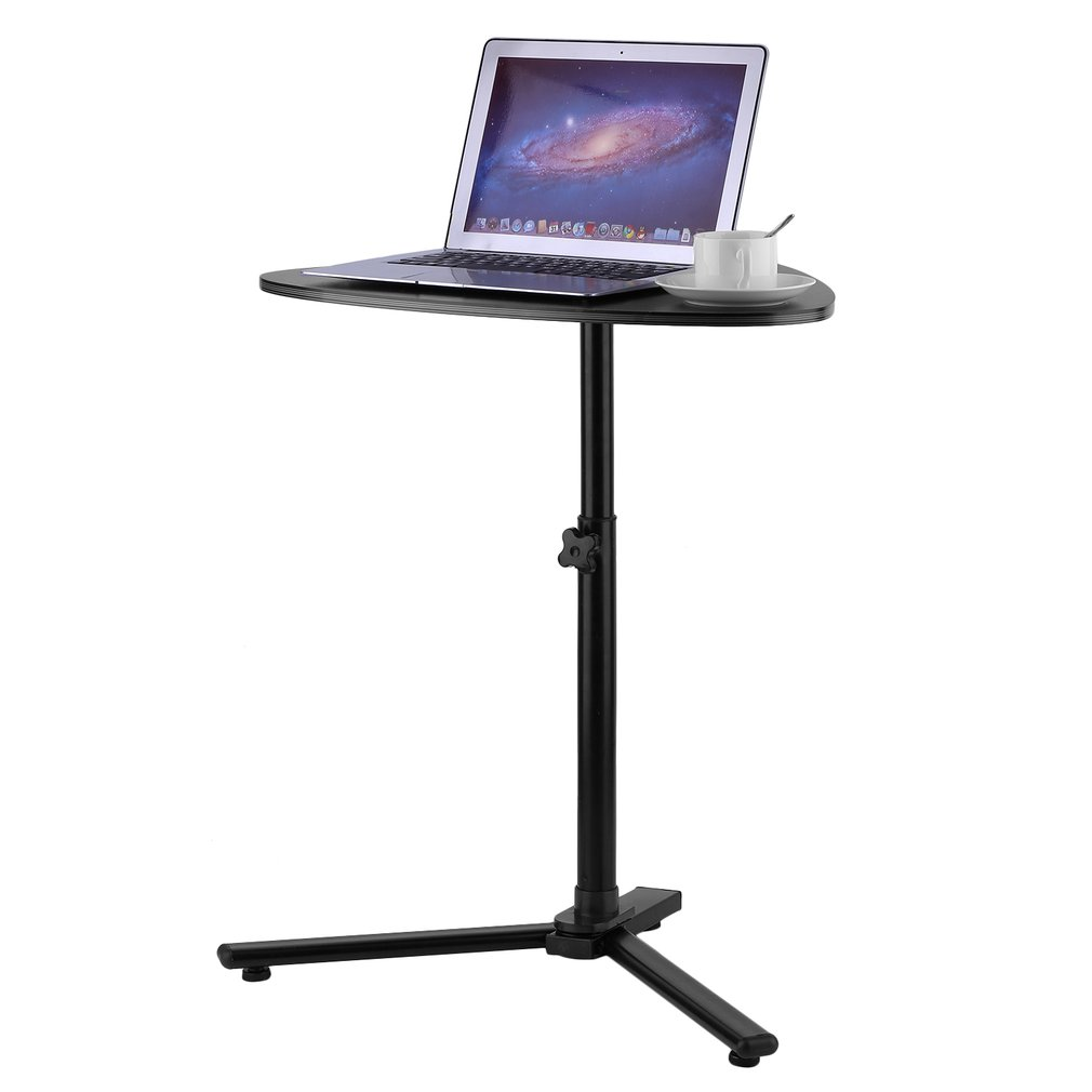 Portable Adjustable Notebook Computer Table Stand Laptop Notebook Desk Bed  Sofa Stand Tray Table For Office