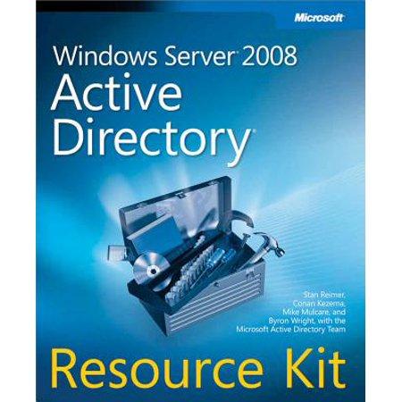 Windows Server 2008 Active Directory Resource Kit - eBook (Windows Active Directory)