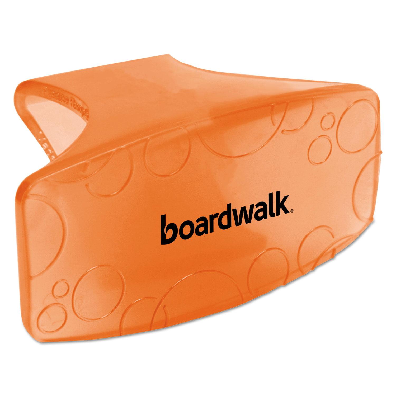 Boardwalk Bowl Clip, Mango, Orange, 72/Carton -BWKCLIPMANCT