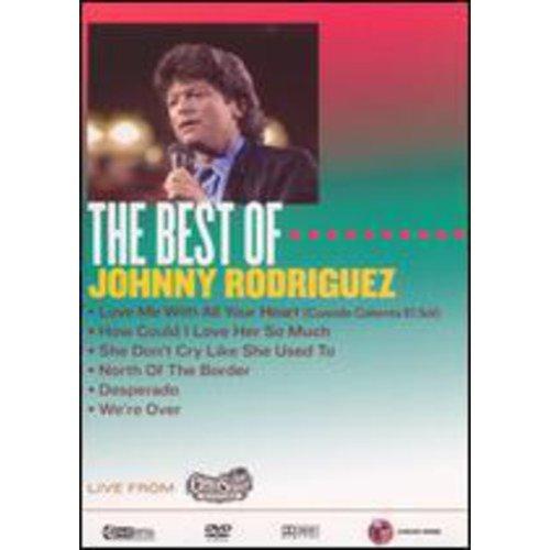 The Best Of Johnny Rodriguez (Amaray Case)