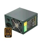 Antec EA-380D Green ATX 12V v2.3 Active PFC SATA PCI Express 80-plus Bronze 380W Power Supply-EA380D Green