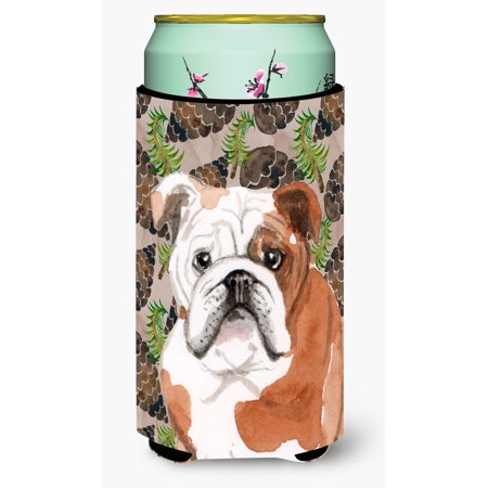 Buy Pine Cones (English Bulldog Pine Cones Tall Boy Beverage Insulator Hugger)