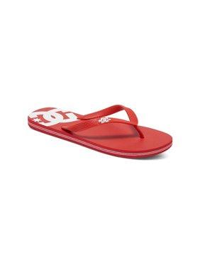 4a5d92a1380e08 Product Image DC Men s Spray Flip Flop Sandals Black ...