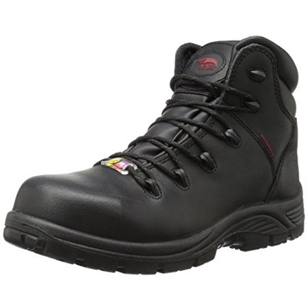 Resistant Worksurface (Avenger Safety Footwear Men's Avenger 7223 Waterproof Puncture Resistant Comp Toe EH Work Boot Industrial and Constructi )