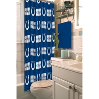 NFL Indianapolis Colts Shower Curtain, 1 Each