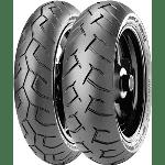 Pirelli 1527000 diablo scooter tire rear 160/6 0r-14