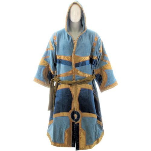 World of Warcraft Priest Avatar Armor Bathrobe