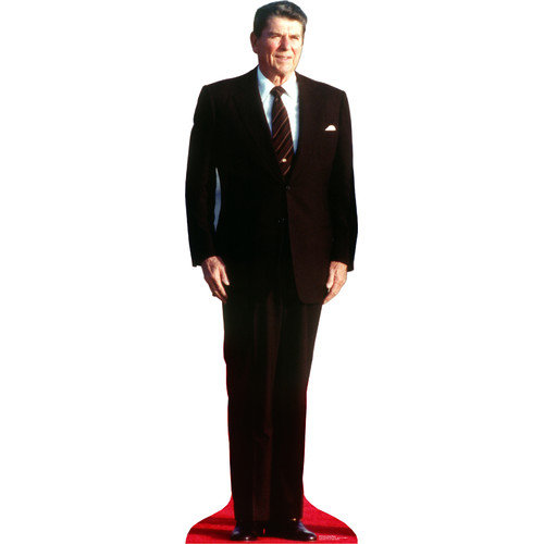 Advanced Graphics Patriotism and Politics President Ronald Reagan Walljammers Wall Decal