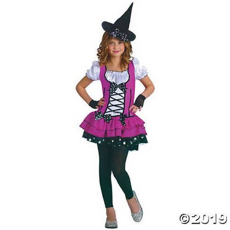 Toddler Girl's Sugar 'N Spice Witch Costume - 24 (Sugar'n' Spice Witch Costumes)