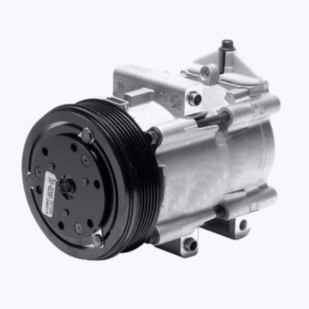 A//C Compressor-New Compressor DENSO 471-0107