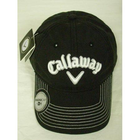 Callaway Tour Magna Cap (Black) Ballmarker Golf Hat 2013 NEW - Walmart.com 91e8592bfa6