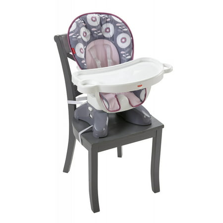 Fisher-Price Space Saver High Chair Girl ()