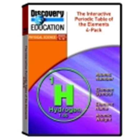 Discovery Education The Interactive Periodic Table Of The Elements