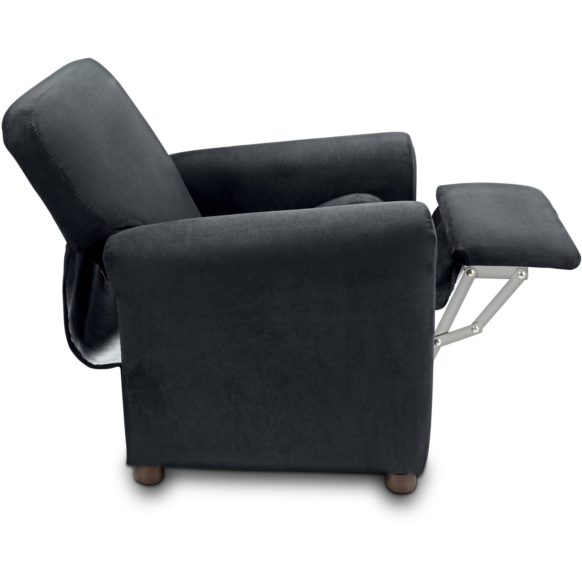 crew furniture urban child relaxing recliner kids gaming chair black 94338649666 ebay. Black Bedroom Furniture Sets. Home Design Ideas