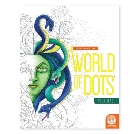 Extreme Dot to Dot World of Dots: Folklore, TOYS THAT TEACH: Studies show that connect-the-dot puzzles are one of the best tools for teaching.., By