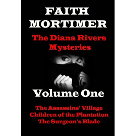 The Diana Rivers Mysteries - Volume One - Boxed Set of 3 Murder Mystery Suspense Novels - eBook