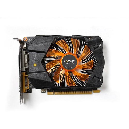Zotac NVIDIA GeForce GTX 750 1GB GDDR5 2DVI/Mini HDMI PCI-Express Video Card ZT-70701-10M