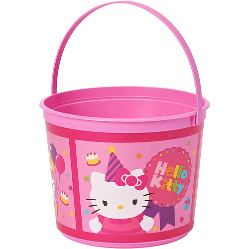 Hello Kitty Favor Container, Party Supplies