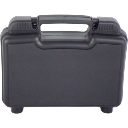 "Condition 1 Hard Pistol Case 100089, 10"", Black"