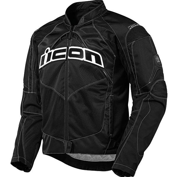 Icon Contra Textile Jacket Black