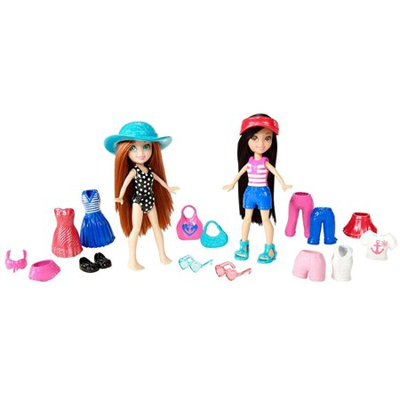 Polly Pocket Day At Sea Kerstie and Lea Fashion Bag