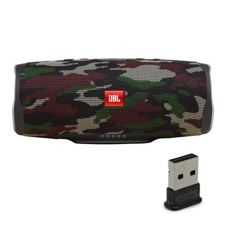 JBL JBLCHARGE4SQUAD-USB-BT4LE