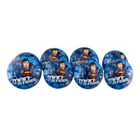 Hedstrom Superman Playball Party Pack of 8 Playground Balls