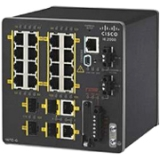 Cisco - IE-2000-16TC-G-E - Cisco IE-2000-16TC-G-E Ethernet Switch - 20 Ports - Manageable - 4 x Expansion Slots -
