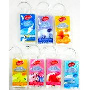 7 Pc Closet Deodorizer Air Freshener Scents Fragrance Odor Control Neutralizer
