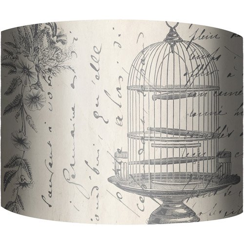 12 Drum Lamp Shade Bird Cage