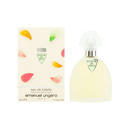 Emanuel Ungaro Ungaro : Womens Fragrance (Fleur de Diva by Ungaro for Women 1.7 oz Eau de Toilette Spray )