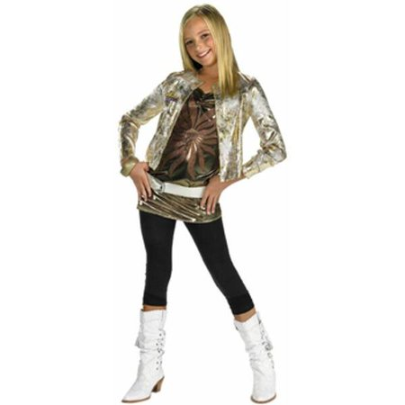 Child's Deluxe Hannah Montana Costume (Hannah Montana Costumes)