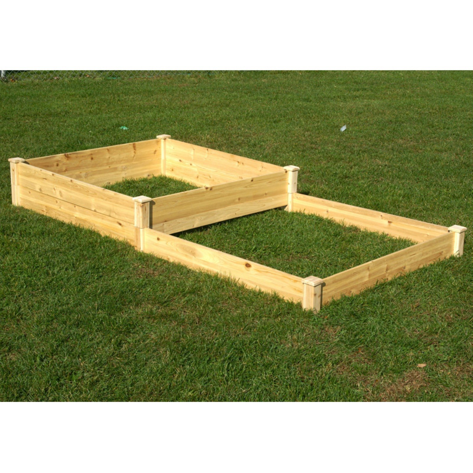 Eden 2-Tier Raised Garden Bed - 8 x 4 ft.