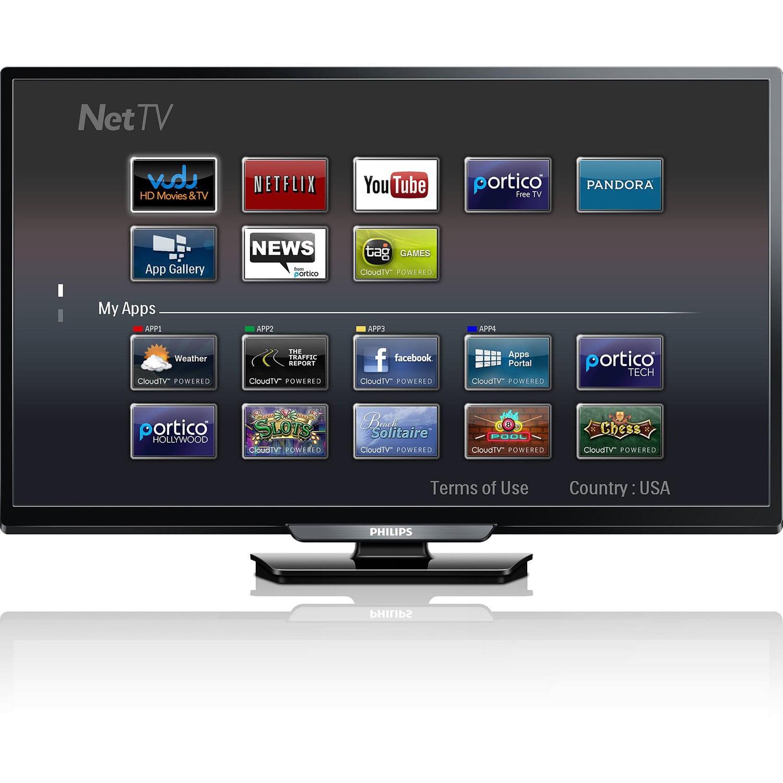 Philips 32PFL4609/F7 LED TV, 32PFL4609/F7