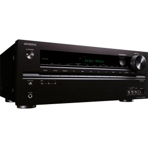Onkyo Tx-nr545 A/v Receiver - 7 2 Channel - Black - Multizone - 0 7% Thd -  Dolby Atmos, Dts-hd Master Audio, Dolby Truehd, Dolby Digital Plus -
